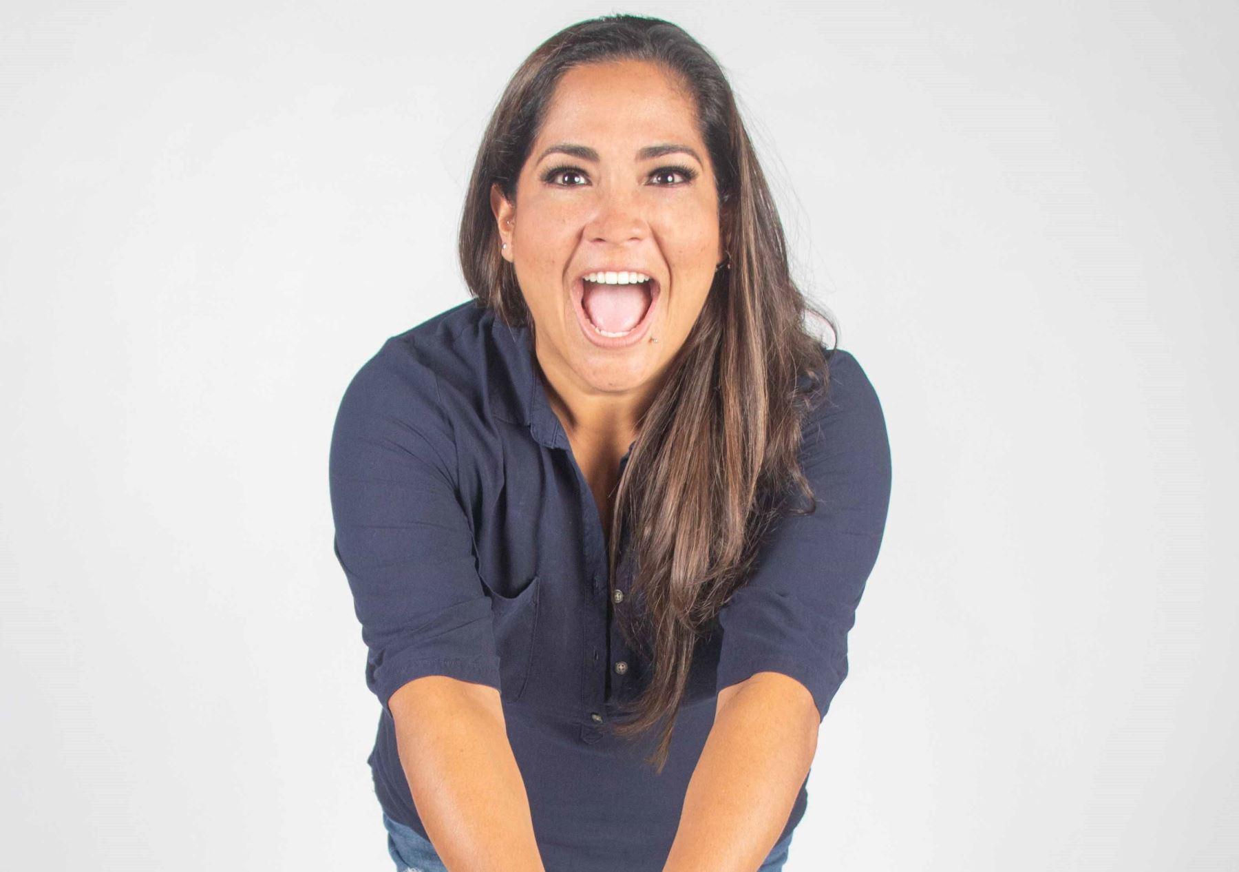 Katia Palma ha logrado posicionarse en el mundo de los unipersonales.