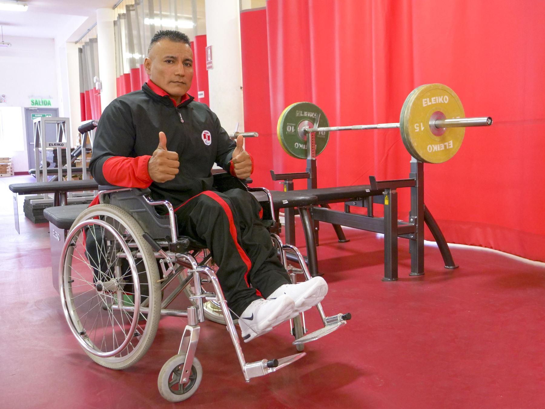Niel García es el décimo peruano en acceder a los Juegos Paralímpicos Tokio 2020