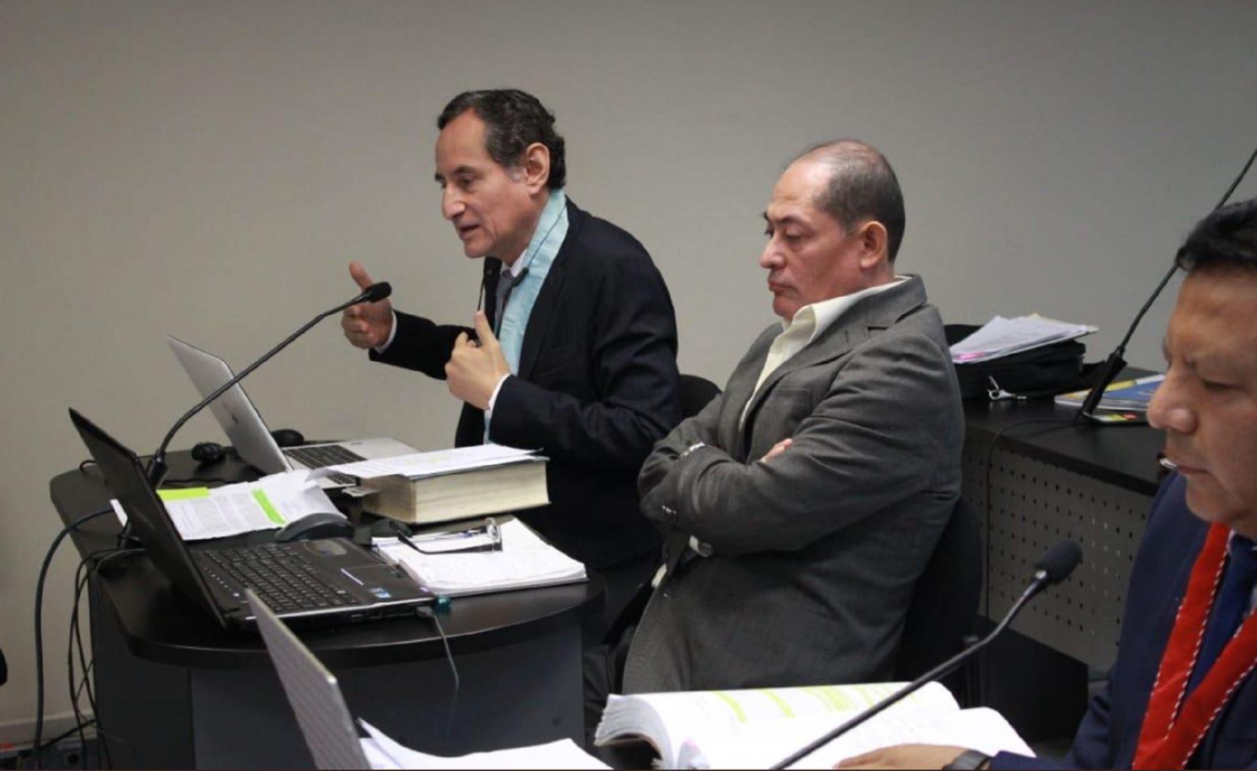 PJ evalúa apelación a condena contra exfuncionario de gestión de Villarán por peajes
