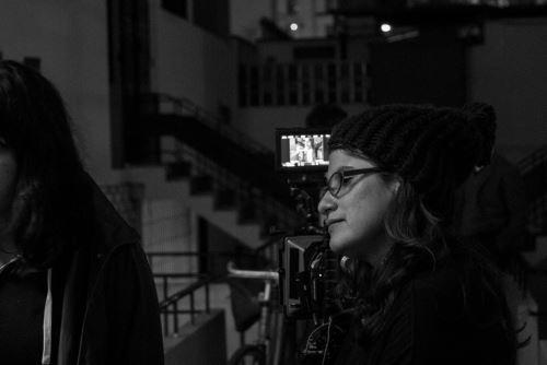 Melina León, rostro del cine peruano femenino en Cannes.