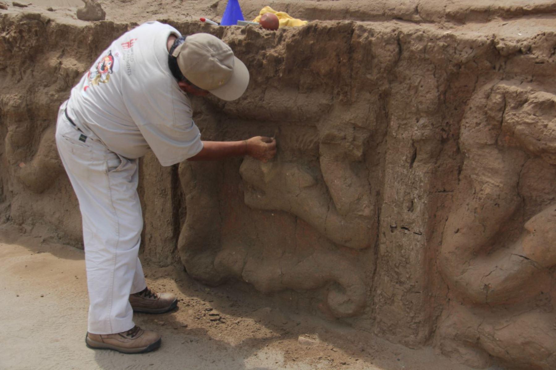 La Libertad: iniciarán nuevo periodo de investigación en la Huaca de la Luna