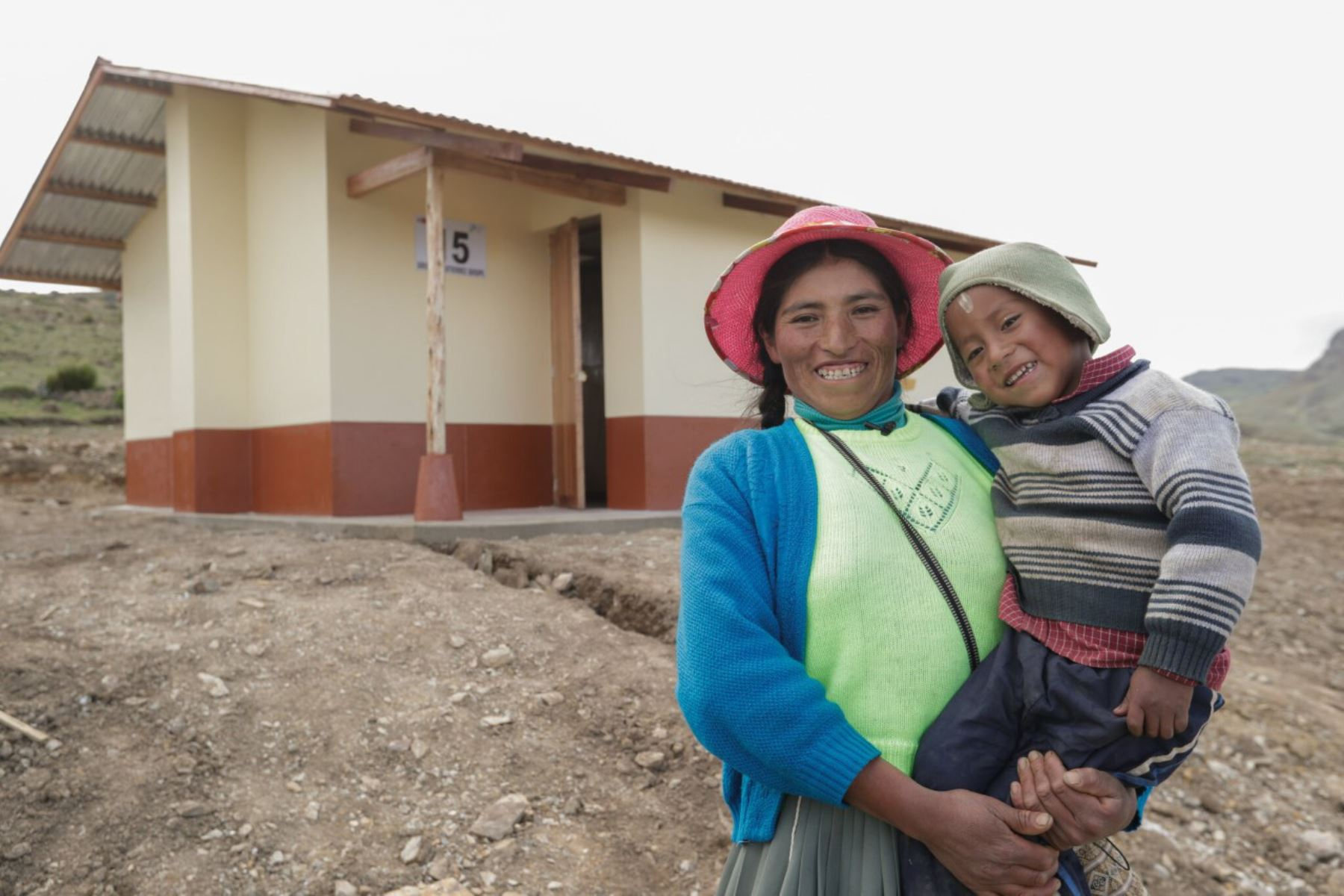 Operación Abrigo: 415 familias rurales arequipeñas contarán con casas bioclimáticas