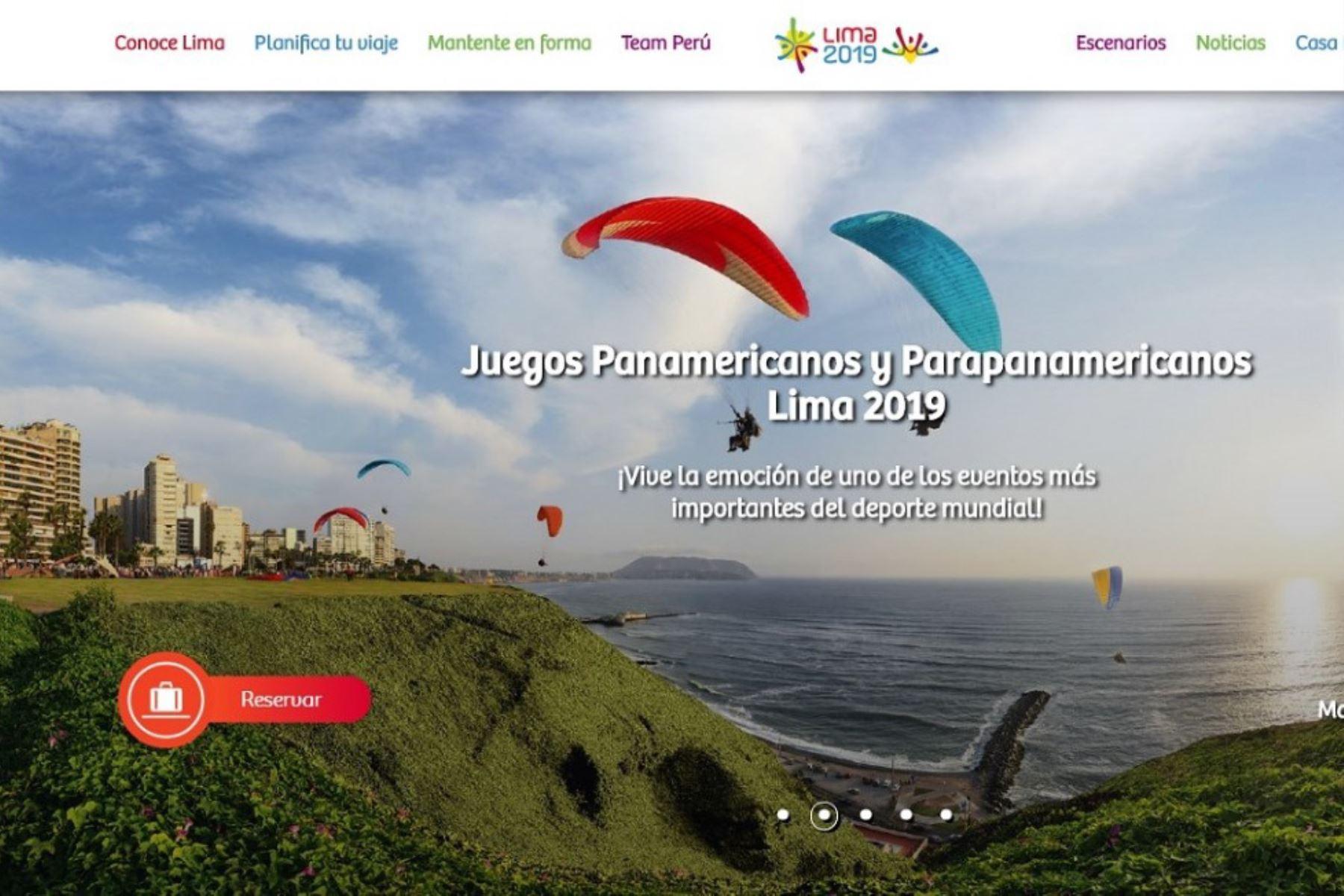 Panamericanos Lima 2019: Promperú presenta web con ofertas de viaje para visitar el Perú