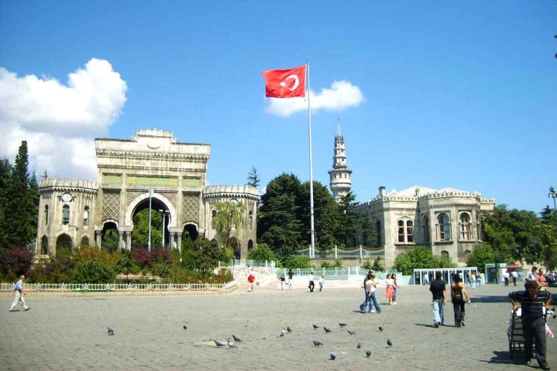 Peruanos accederán a becas para aprender turco en universidad de Estambul. Foto: ANDINA/Difusión.