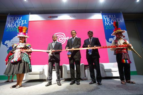 Presidente Vizcarra inaugura la 26 edición del Perú Travel Mart 2019