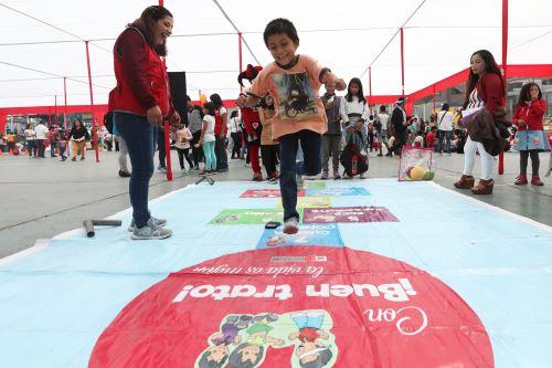 Mimp celebra Día Internacional de la Familia