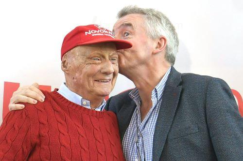 Niki Lauda: su vida en fotos