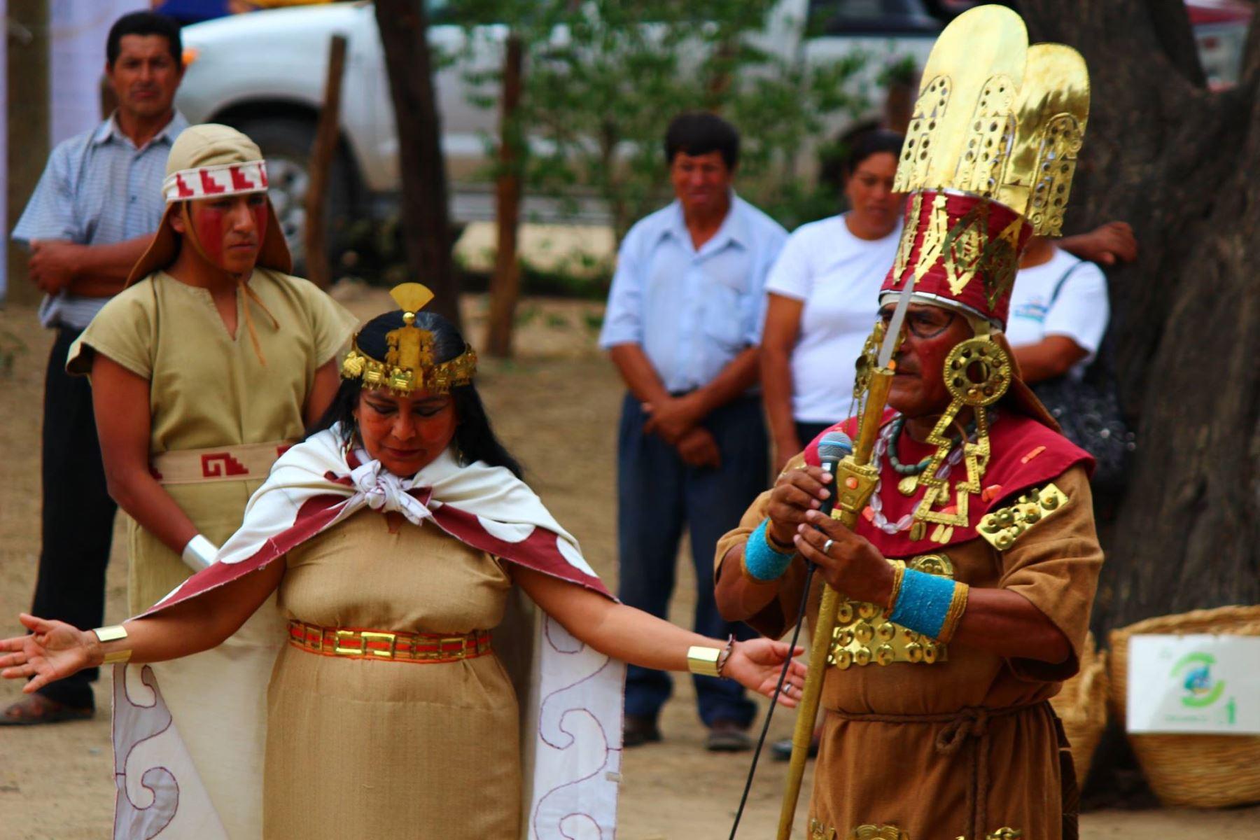Lambayeque se prepara para celebrar el Pómac Fest 2019 en Santuario Histórico Bosque de Pómac.