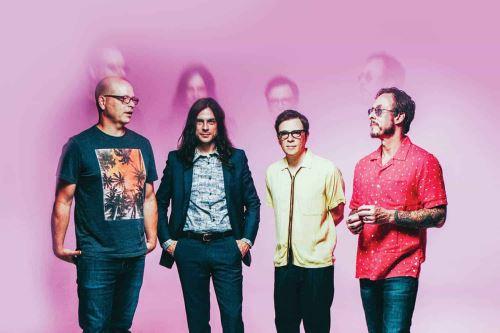 Weezer presentó este año su nuevo álbum.