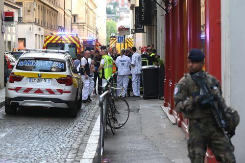 Una explosión en el centro de Lyon causa  ocho heridos en Francia