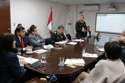 MTC coordina estrategias para el traslado de deportistas que participaran en los Juegos Panamericanos Lima 2019