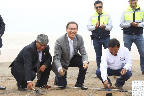 Gobierno dará impulso final a proyecto de rescate arqueológico de Lomas de Ilo