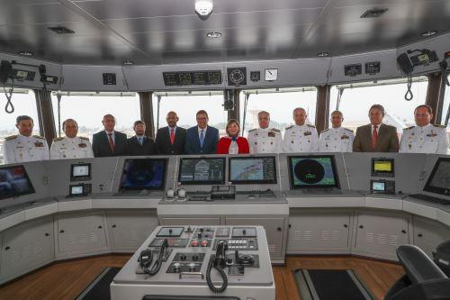 Construcción de dos nuevas patrulleras para la Marina de Guerra reforzará el control marítimo del país