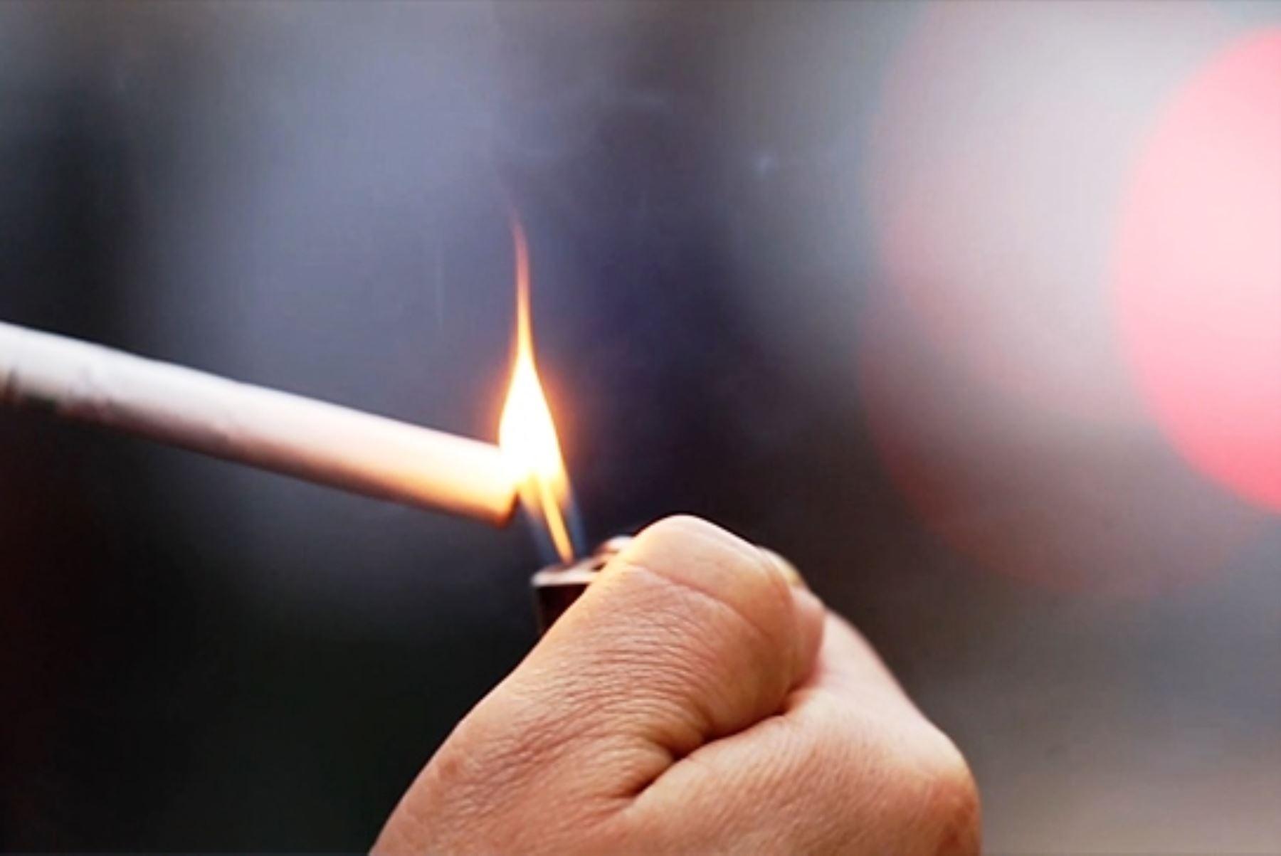 Crece en 25 % casos de cáncer en mujeres por consumo de tabaco. Foto: ANDINA/Difusión.