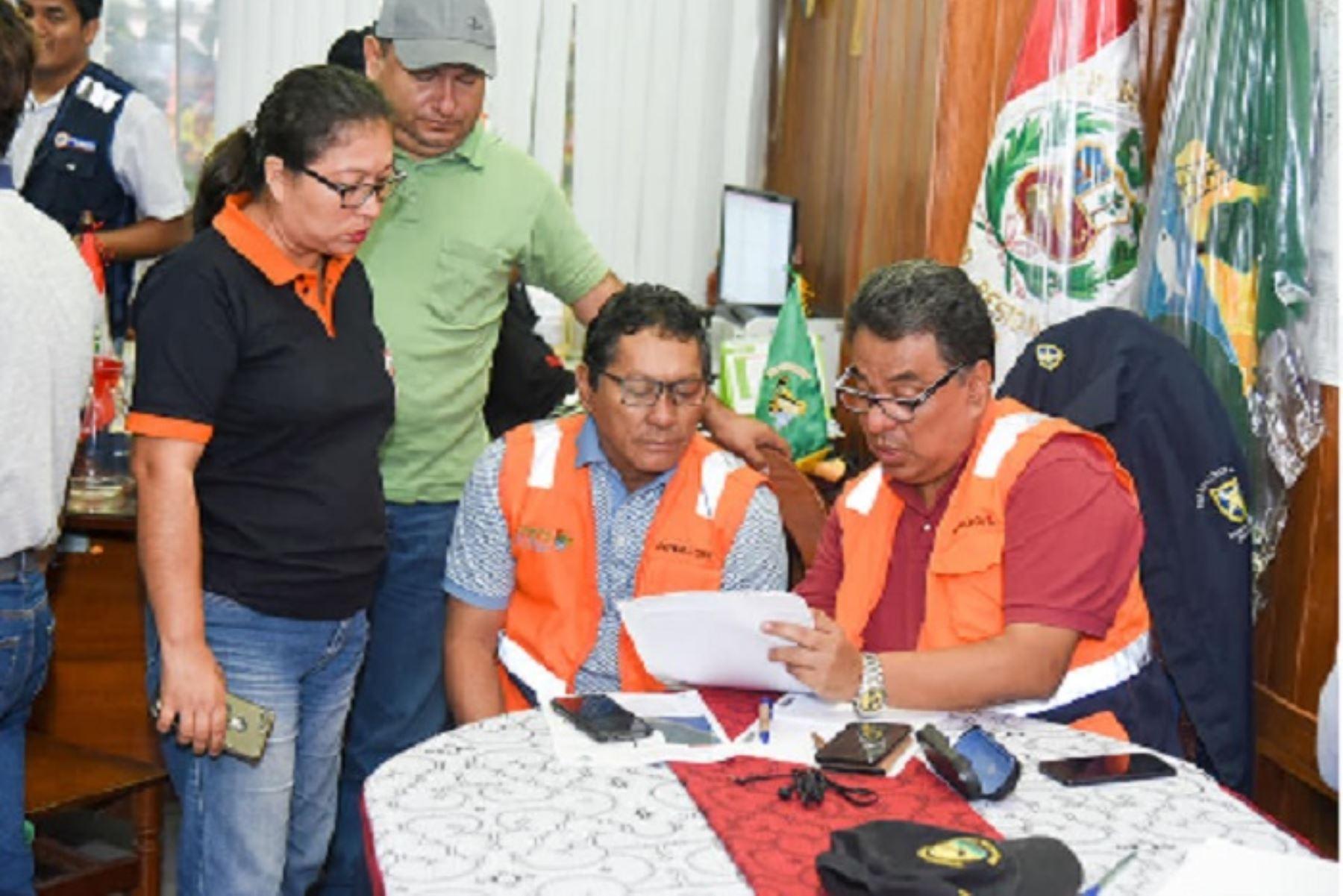 Ante el sismo de magnitud 7.5 registrado esta madrugada en Loreto y que causó zozobra en la población por su inusitada intensidad en dicha región, el gobierno regional hace un llamado a toda la ciudadanía para que mantenga la calma y la tranquilidad.