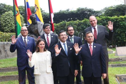 La Comunidad Andina (CAN) celebra 50 años de existencia