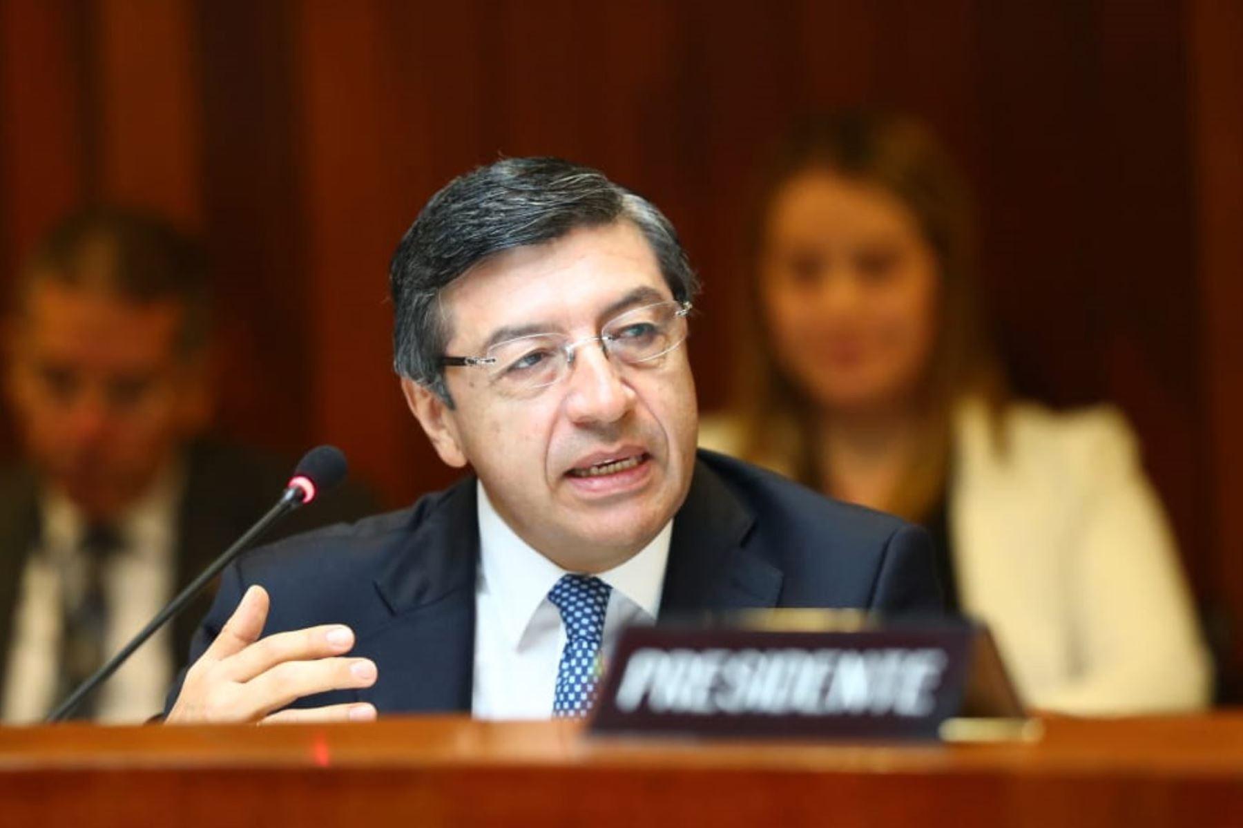 Secretario General de la Comunidad Andina llama al trabajo conjunto. ANDINA/archivo
