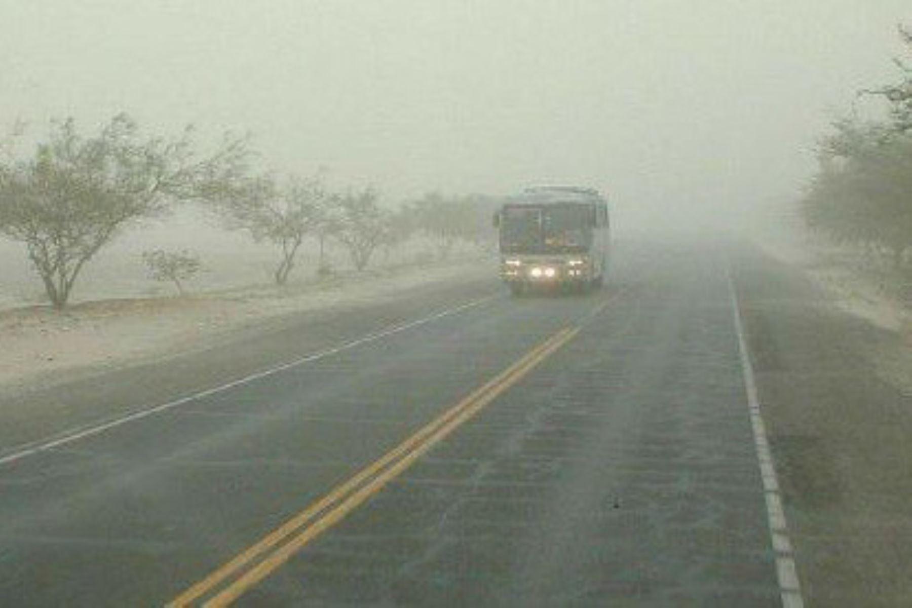 Ica soportará vientos con velocidades mayores a 35 kilómetros por hora desde este miércoles. Foto: ANDINA/Difusión