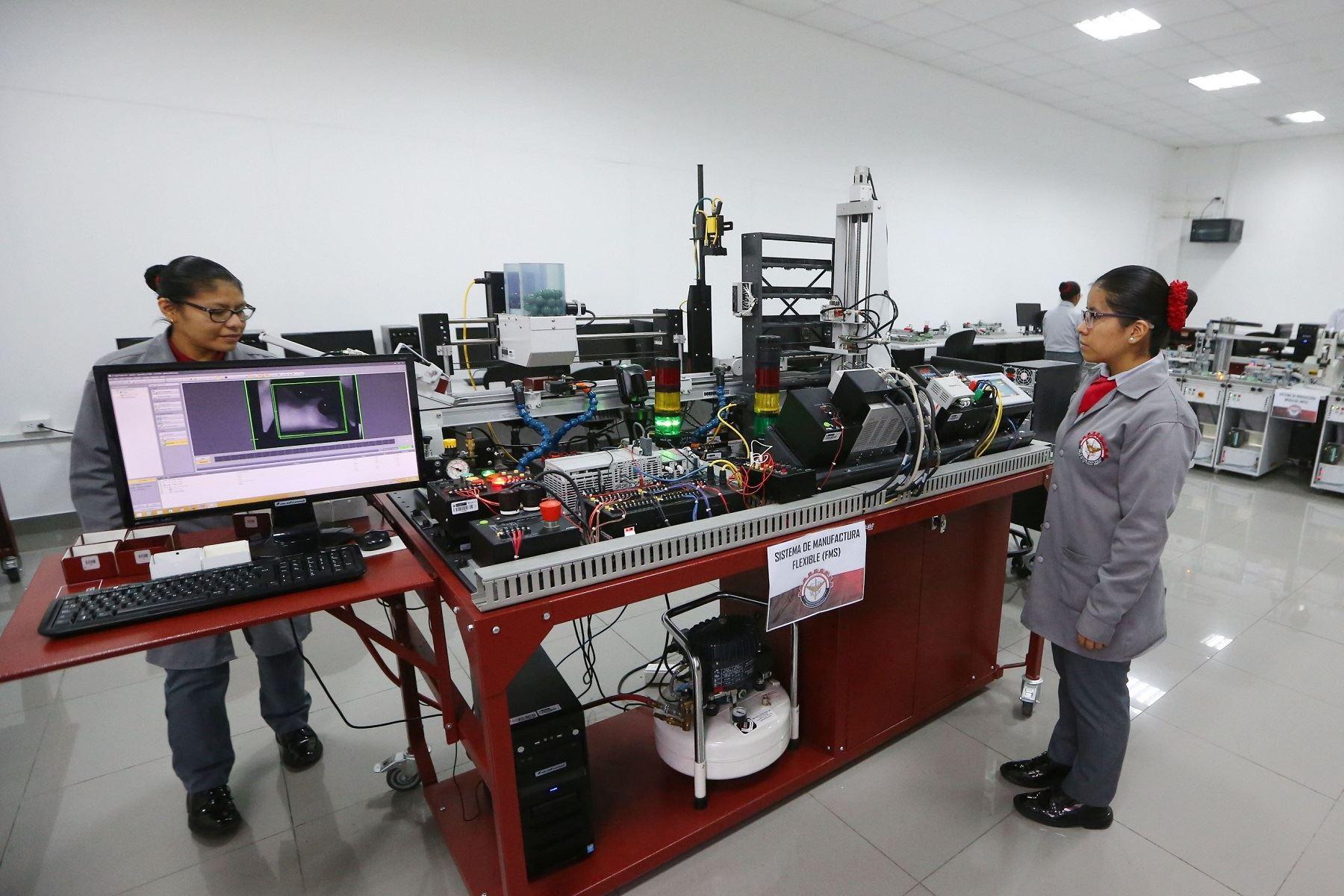 Instituto Tecnológico de las Fuerzas Armadas. Foto: Difusión.