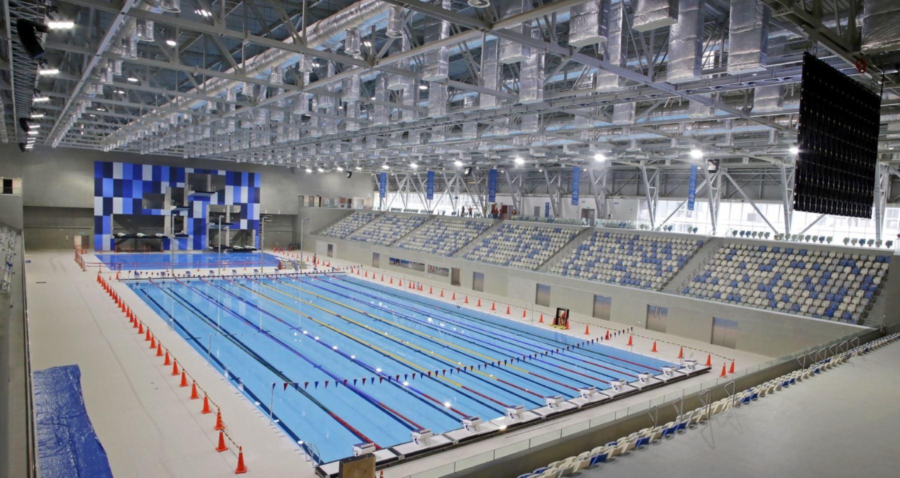 Juegos Panamericanos 2019. Foto: ANDINA/archivo
