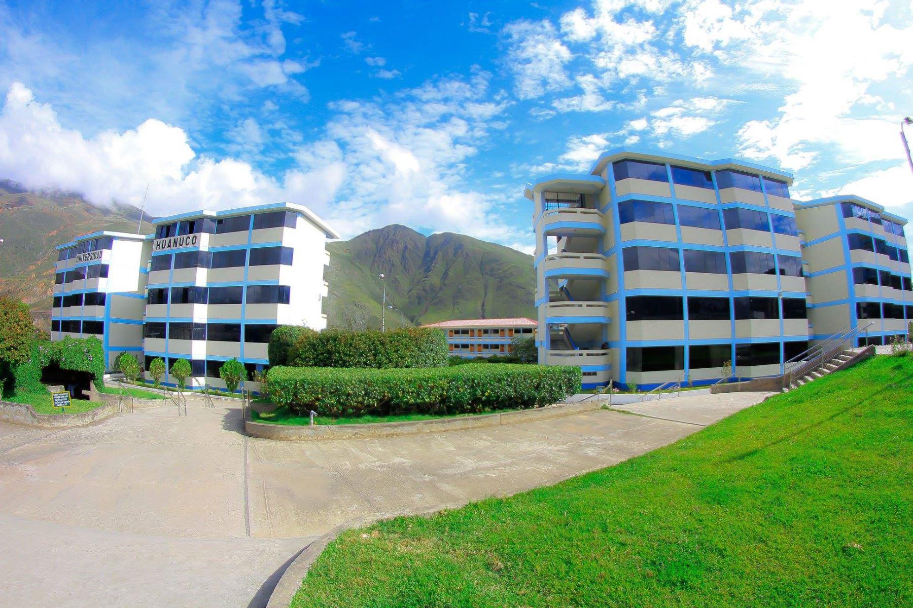 Sunedu otorga la licencia institucional a la Universidad de Huánuco. ANDINA/Difusión