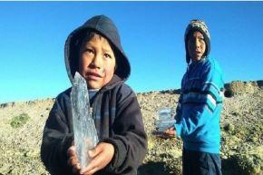 Las temperaturas nocturnas descenderían hasta 20 grados bajo cero en la Sierra, pronosticó el Senamhi. Foto: ANDINA/Difusión