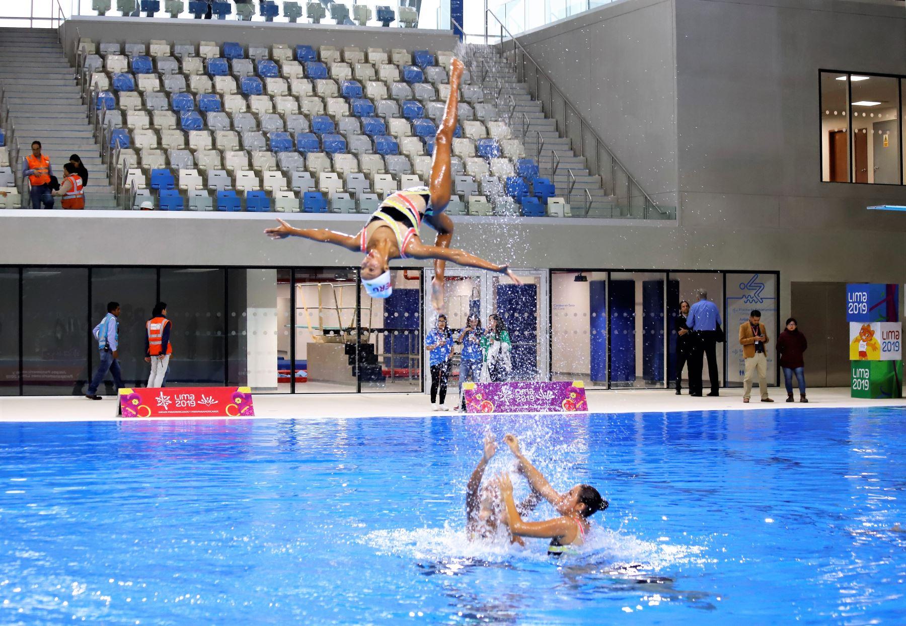 Escenarios de Lima 2019 A 50 días de los Juegos Panamericanos. Foto: ANDINA/