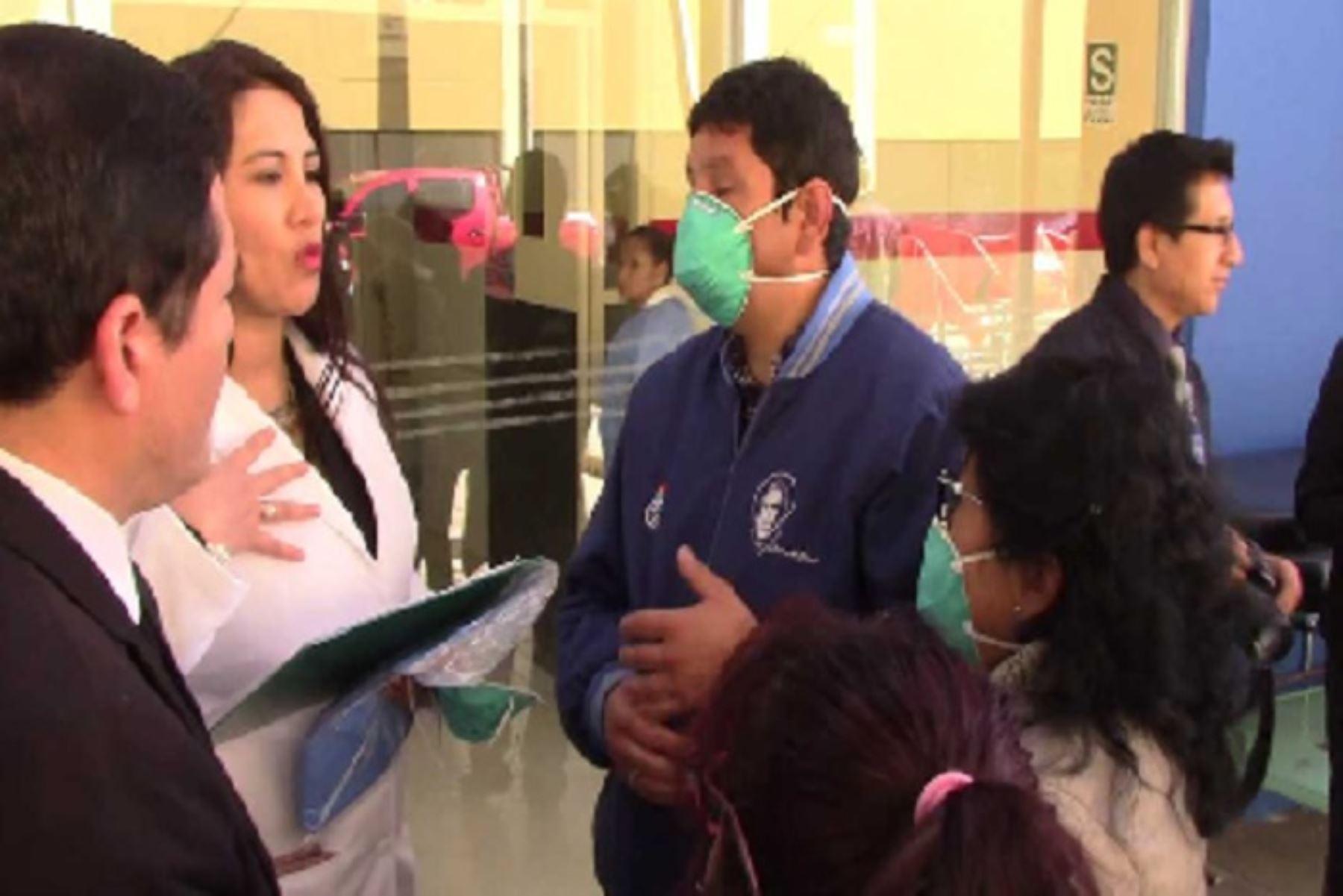 Minsa dispuso la entrega de cuatro respiradores mecánicos y 547 unidades de inmunoglobulina para atención de pacientes con Guillaim-Barré. Foto: ANDINA/Difusión