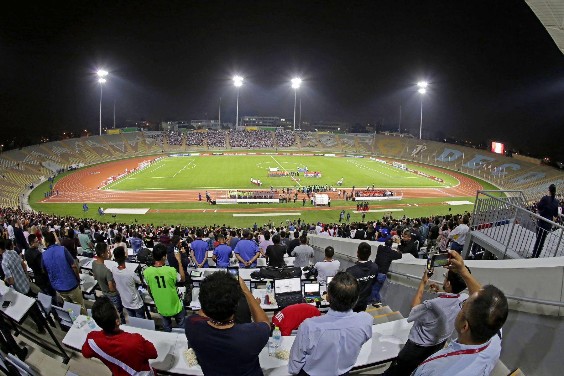 Estadio San Marcos. Foto: Lima 2019