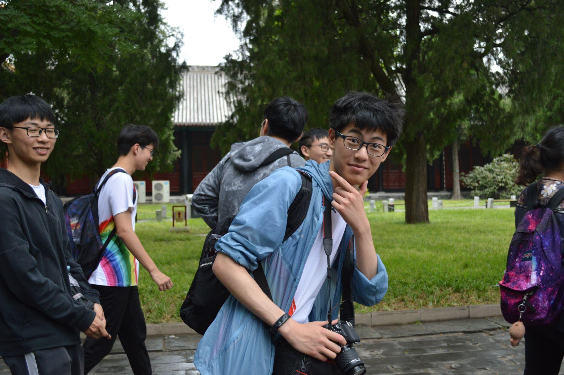 El Gaokao, el examen de ingreso a la universidad para los jóvenes de China.