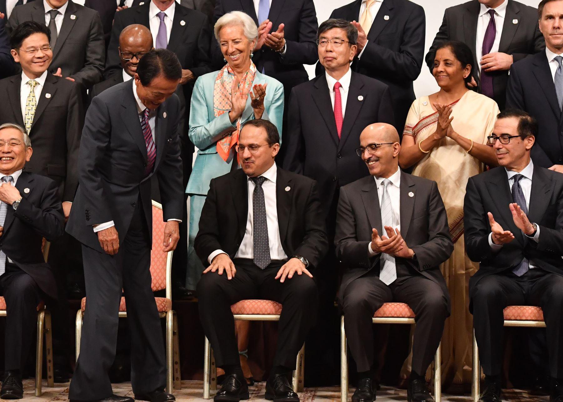 El G20 debate por primera vez sobre el envejecimiento demográfico