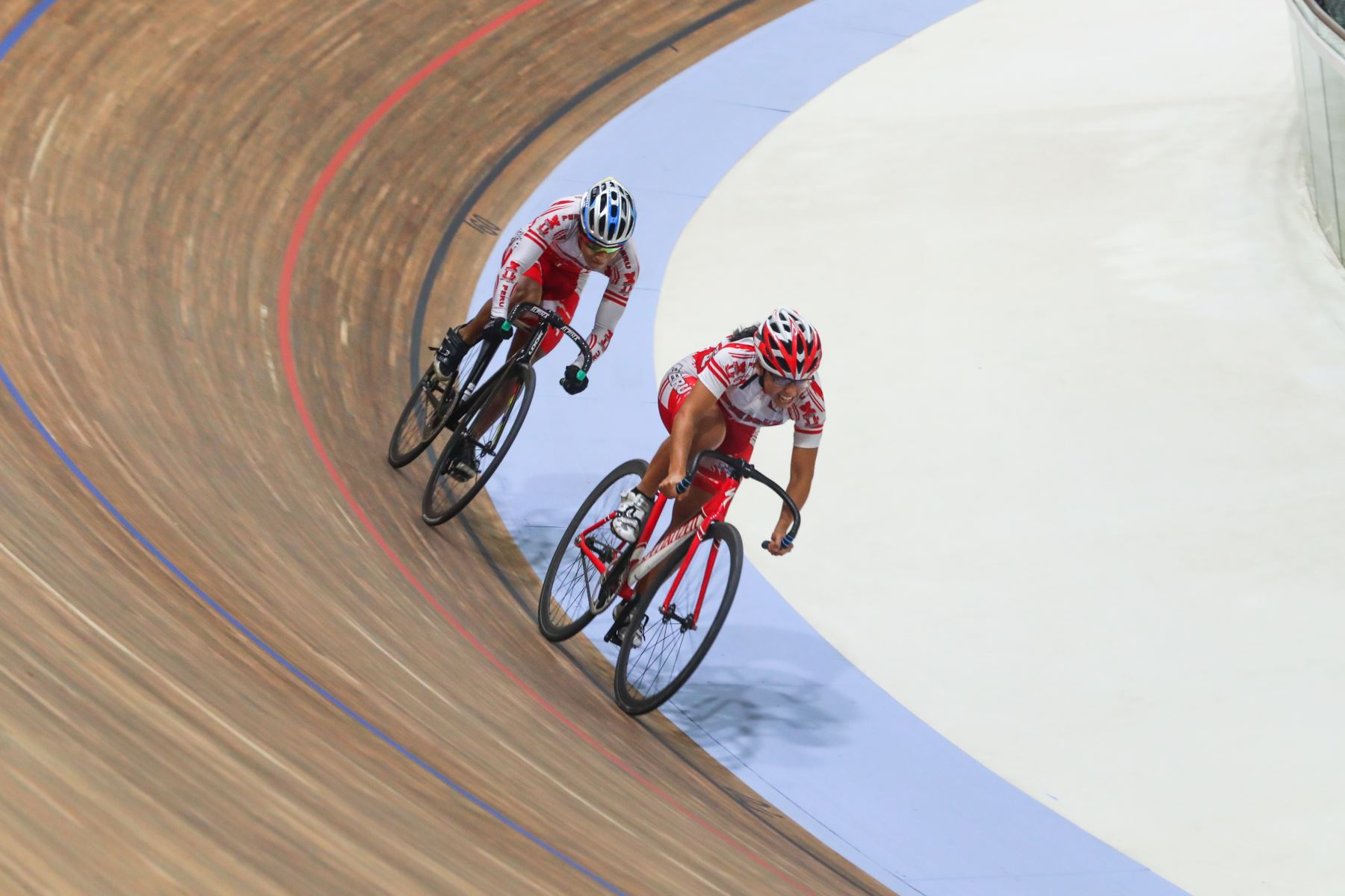Lima 2019 entrega del Velódromo a la Federación Peruana de Ciclismo. Foto: ANDINA/Norman Cordova