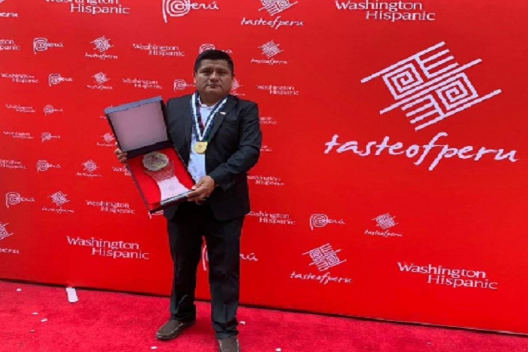 El café del distrito de San Miguel del Faique, en la región Piura, ganó el Premio Mundial al Mejor Café del Mundo, en la séptima edición de la feria Taste of Perú, que se llevó a cabo los días 1,2,3 y 4 de junio en la Universidad de Columbia, en Washington D.C., Estados Unidos.