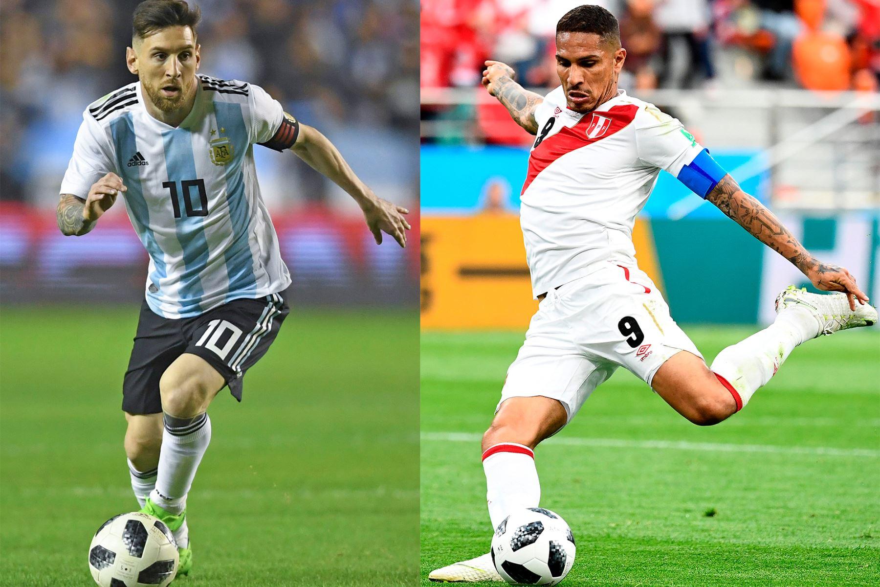 Paolo Guerrero entre las estrellas de la Copa América junto a Messi