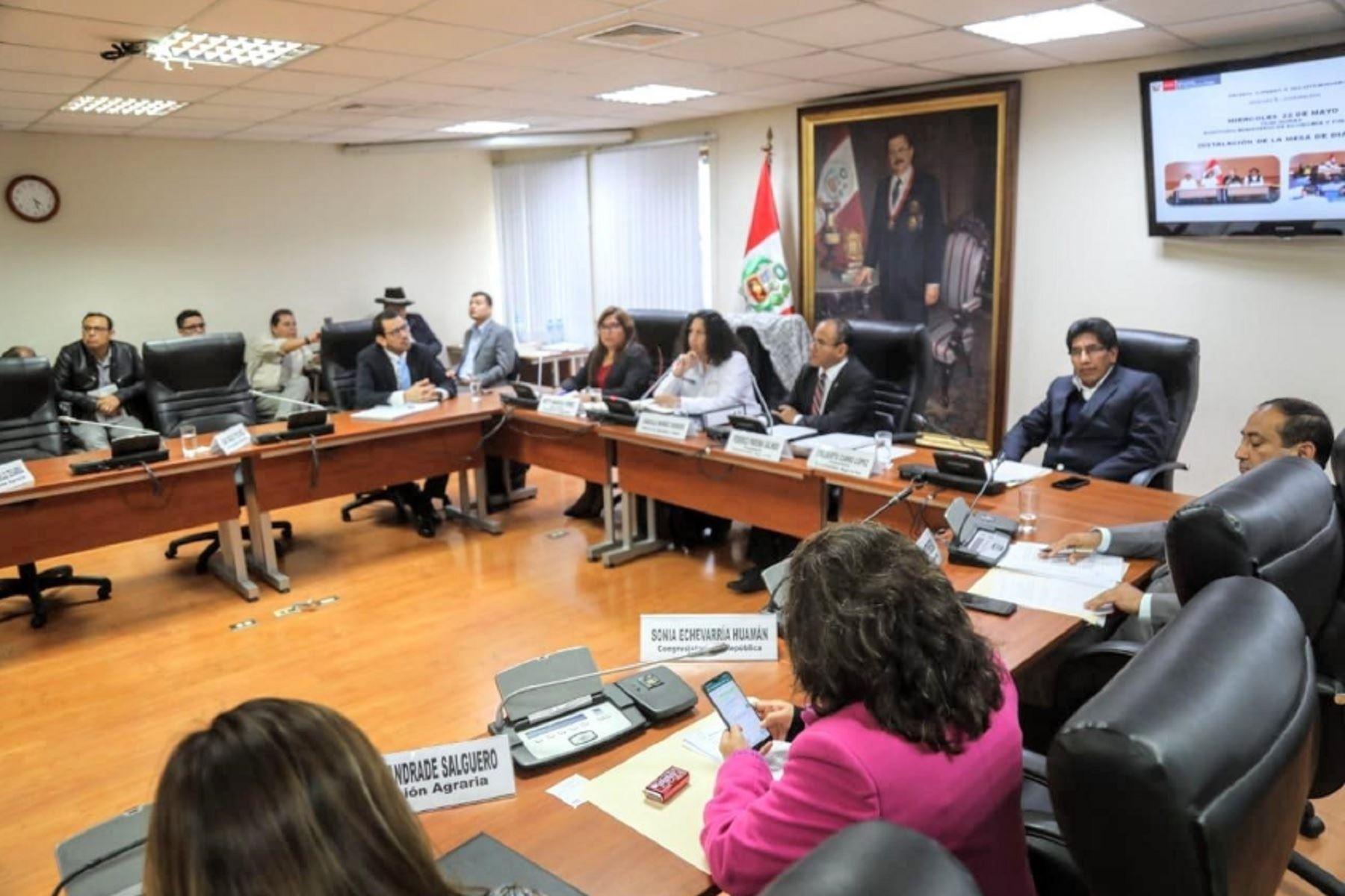 Ministra de Agricultura,  Fabiola Muñoz