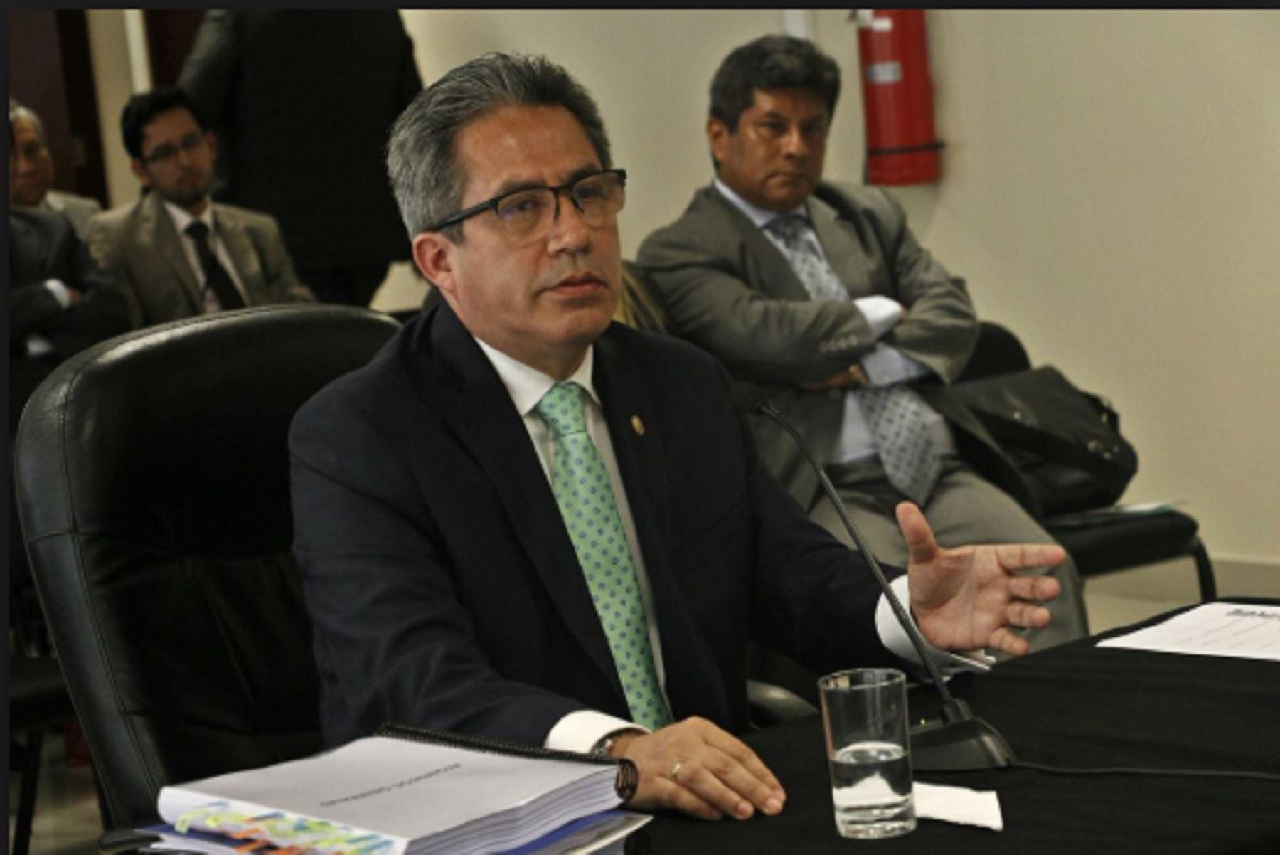 Juez Aldo Figueroa