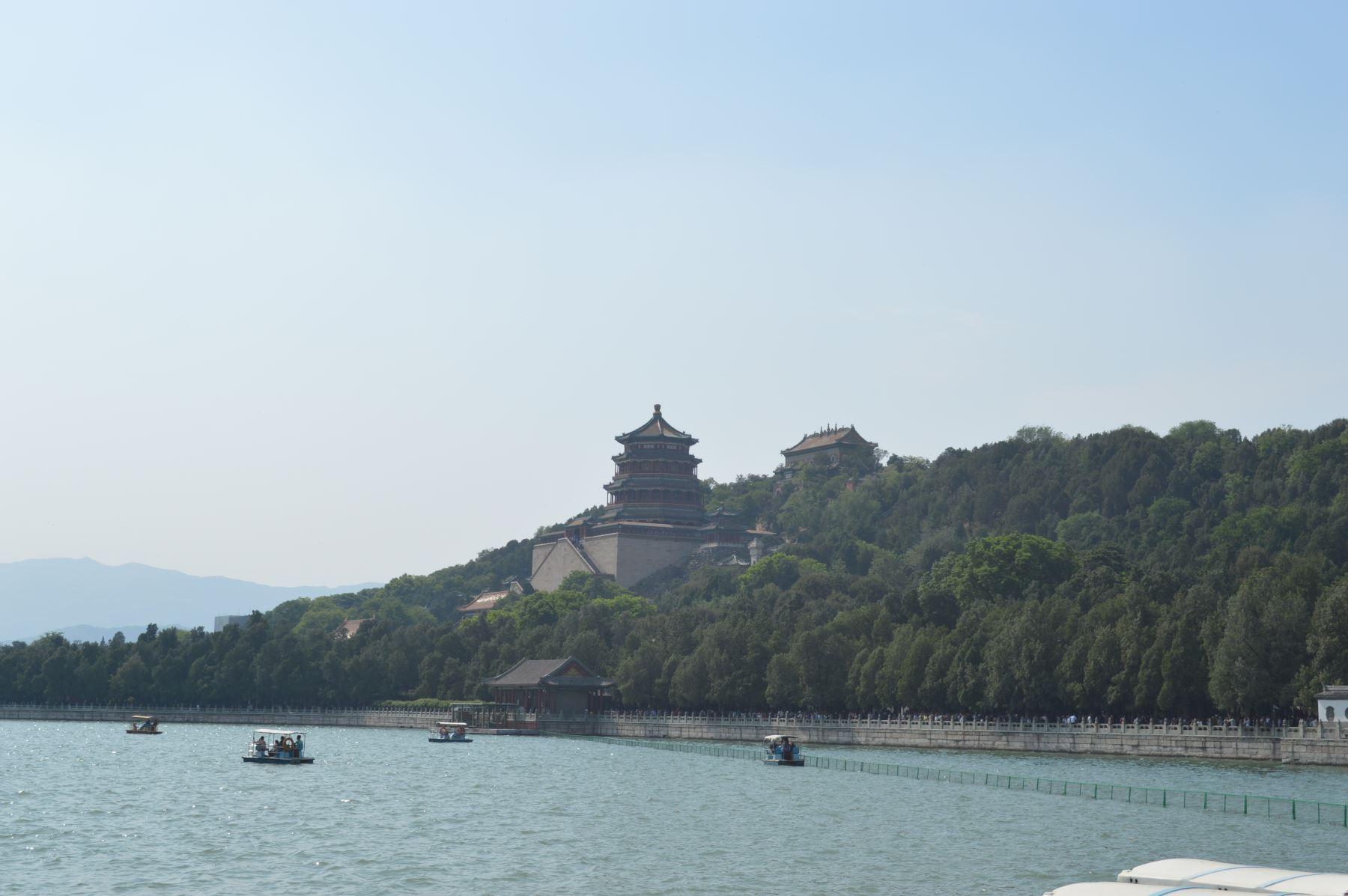 Palacio de Verano, en Beijing, China.