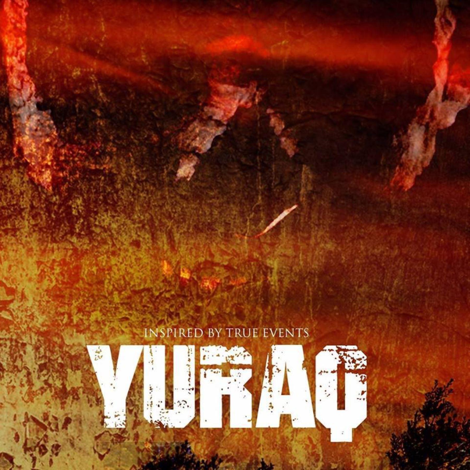 """Afiche de """"Yuraq""""."""