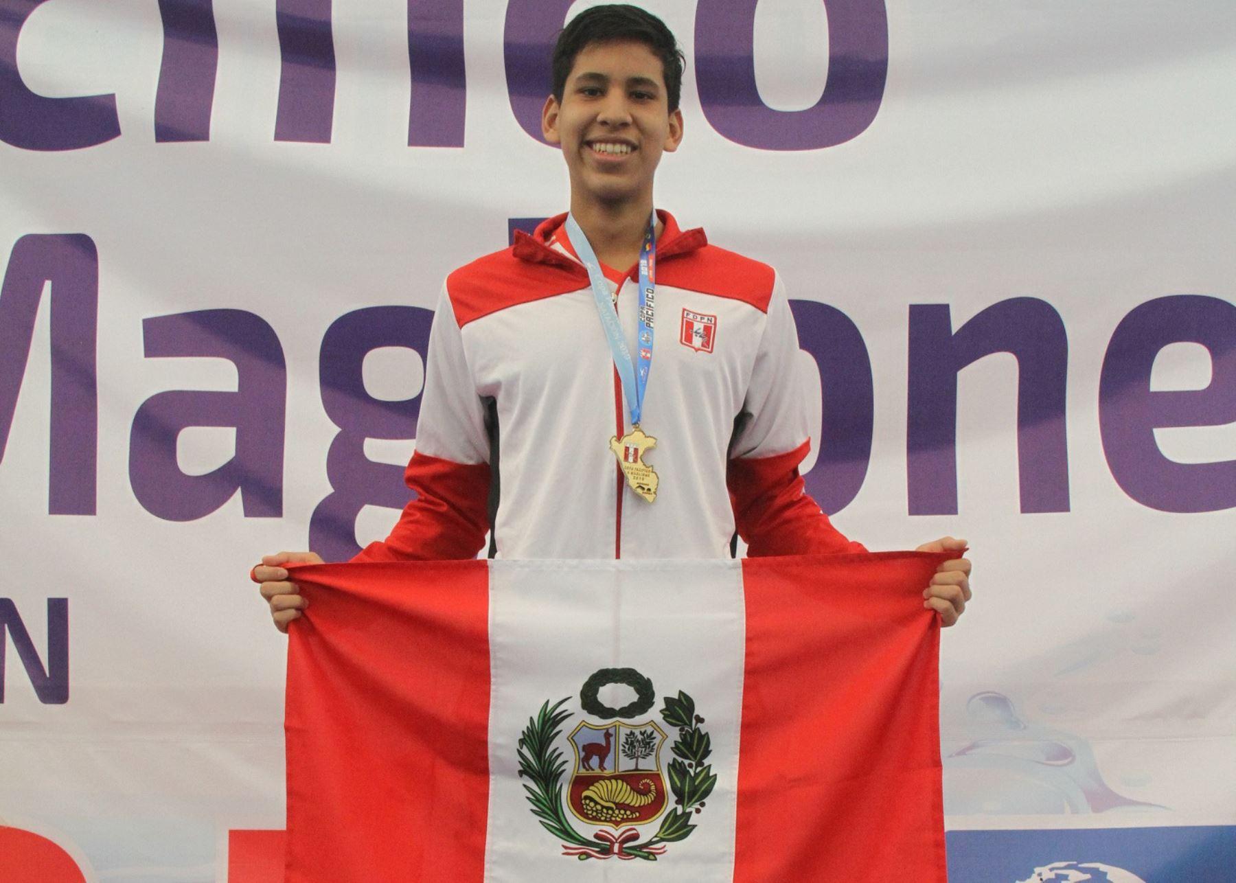 Copa Pacífico Lima 2019: Perú gana tres medallas de oro en natación