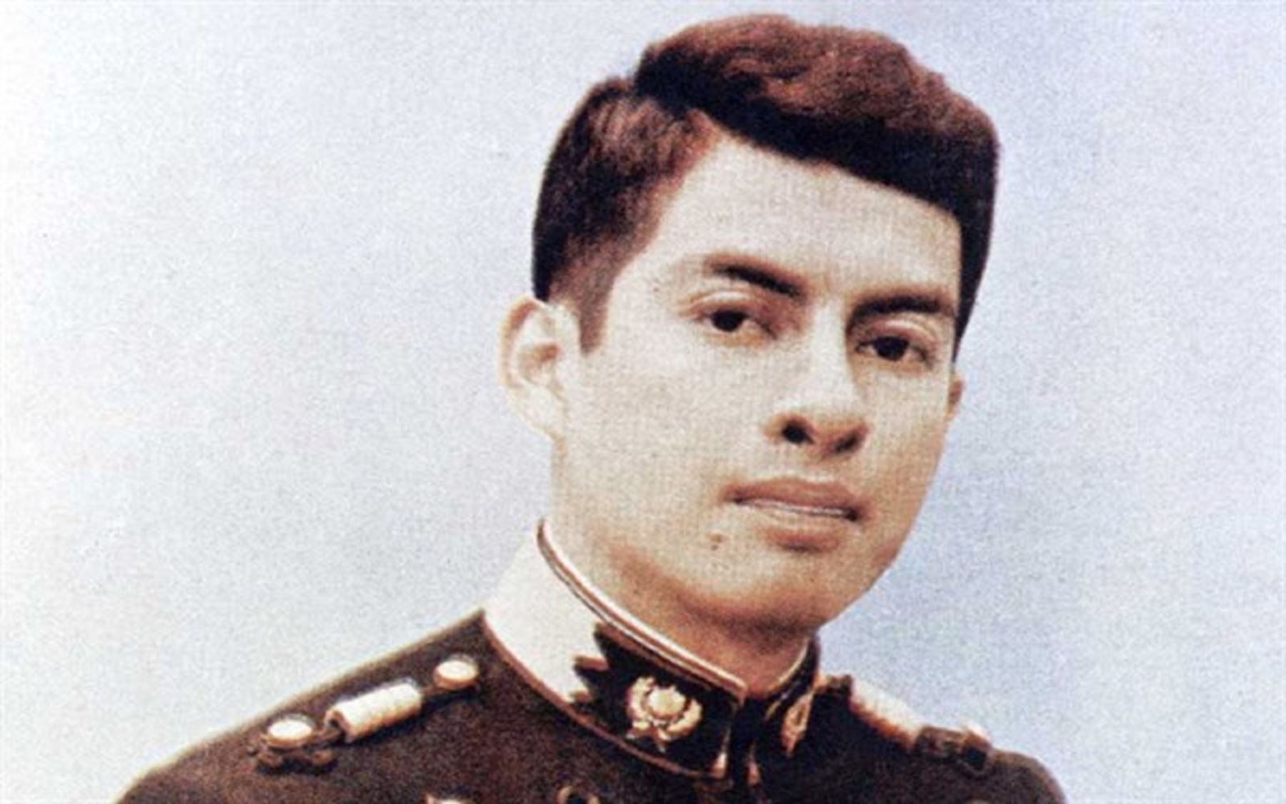 Luis García Rojas.