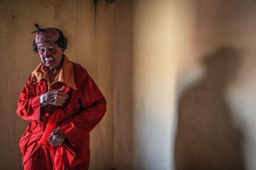 Día del Padre: Pitito el payaso más viejo del mundo