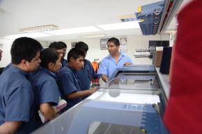 Minedu convoca concurso de ascenso para docentes de Educación Técnico Productiva 2019. Foto: ANDINA/Minedu.