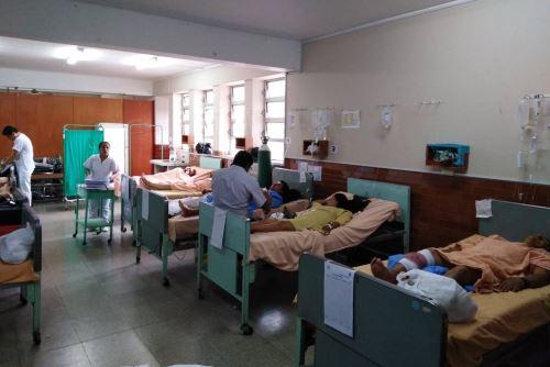 En más del 70% disminuyeron los casos del síndrome de Guillain-Barré en el país, según el último reporte de la semana epidemiológica 25, comprendida del 23 al 29 de junio, informó el Ministerio de Salud (Minsa).ANDINA/Difusión