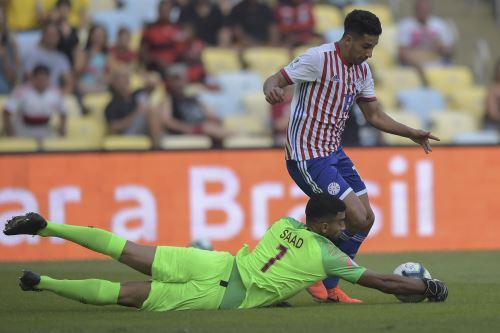 Copa América 2019:Paraguay empata 2 a 2 a Qatar