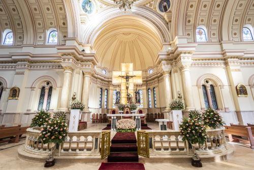 Después de 12 años la imagen del Señor de Luren vuelve a su reconstruido Santuario