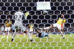 Uruguay goleó 4 a 0 a Ecuador por el Grupo C de la Copa América.