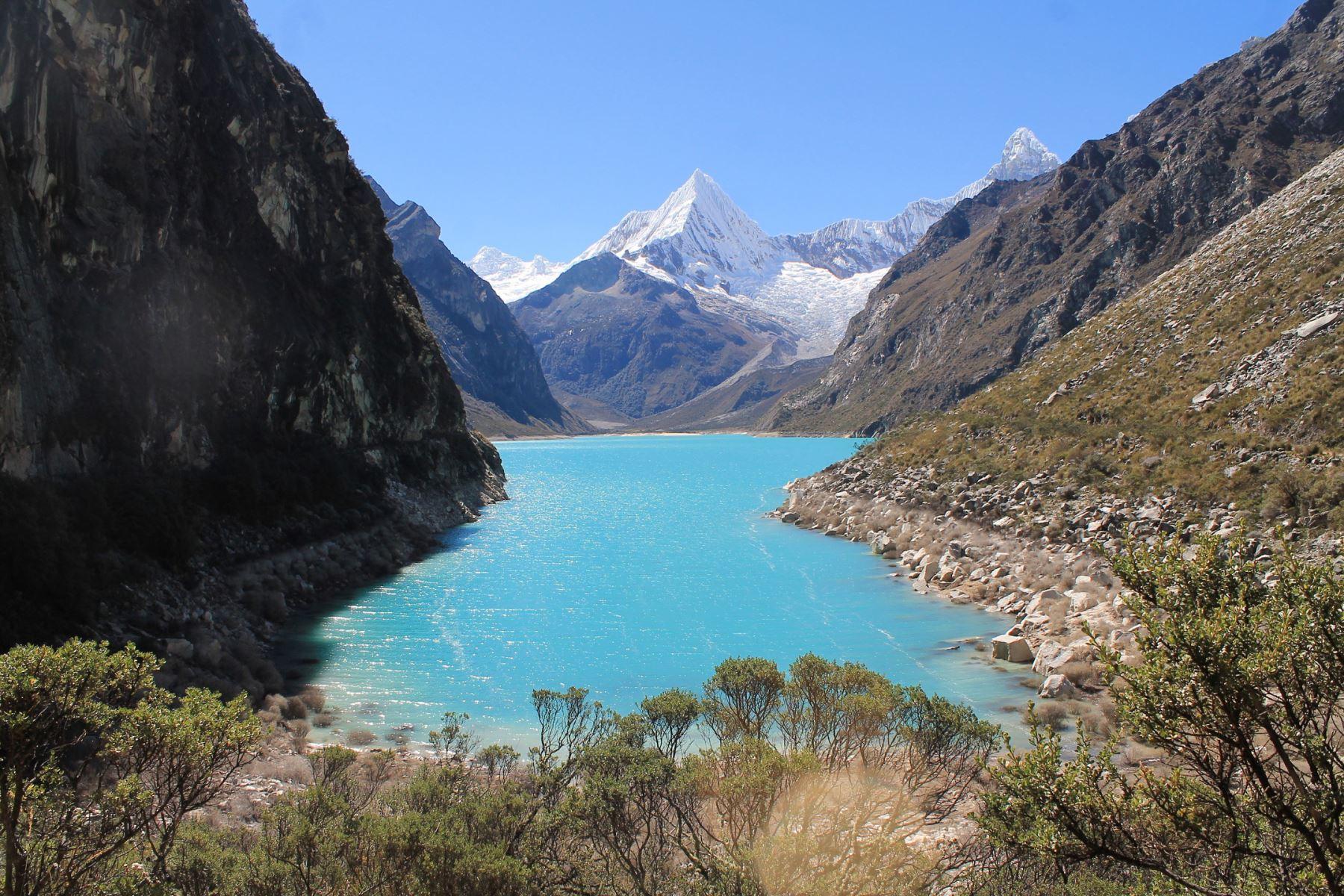 El Parque Nacional Huascarán suspendió las visitas a la laguna Parón tras ser declarada en emergencia.