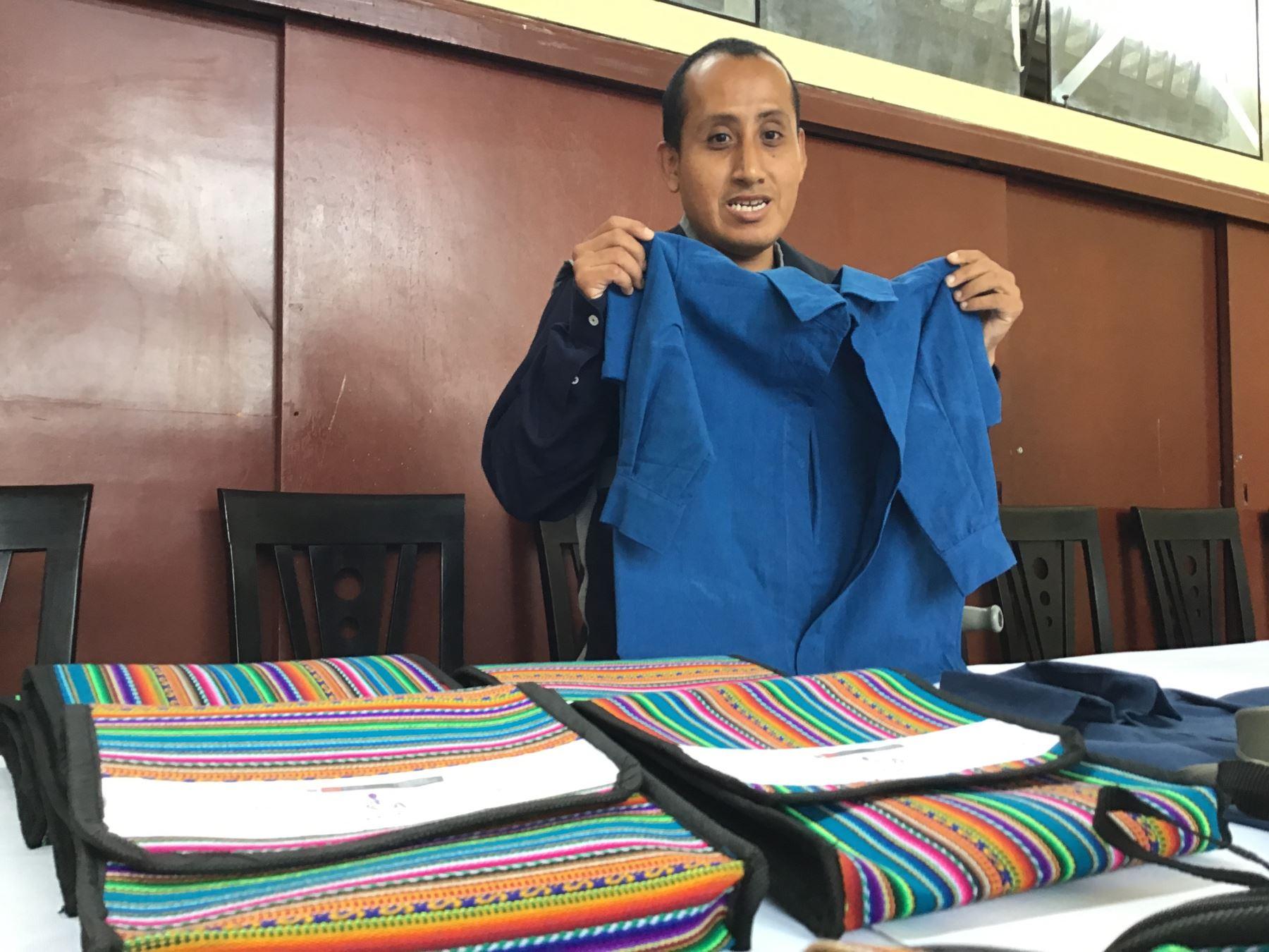 Cetpro Alcides Salomón Zorrilla del Callao, administrado por Conadis, ofrece capacitación a personas con discapacidad.