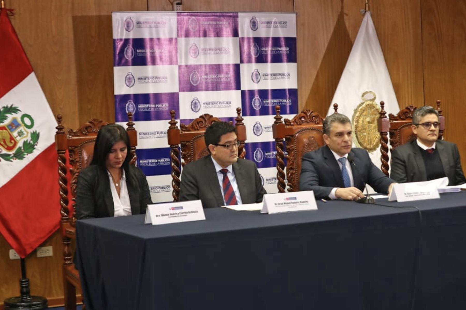 Peru: Judiciary ratifies collaboration agreement with