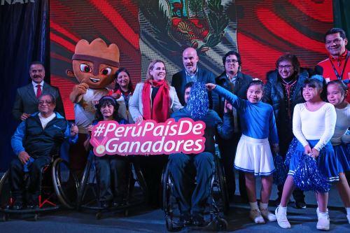 EsSalud presenta a deportistas asegurados que participarán en Juegos Parapanamericanos Lima 2019